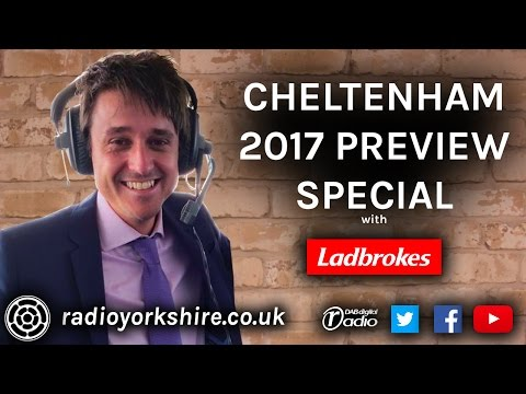 Cheltenham Festival Preview w/ Ladbrokes ft. Jim McGrath, Harry Fry + more!