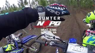 Sumter NEPG 2019 - AA YZ125