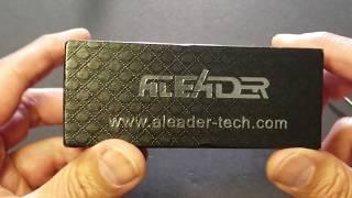 Aleader funky 160 watt Box mod