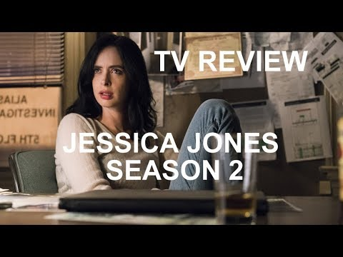 Jessica Jones Season 2 - Television Review: Broken/Fixed