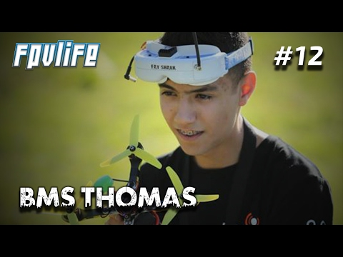 FPV Life #12 - Live Youtube Stream w/ BMS Thomas & BMS Web