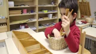 Une journée à la Maison des Enfants Montessori du Pré-Saint-Gervais et de Montreuil (93)