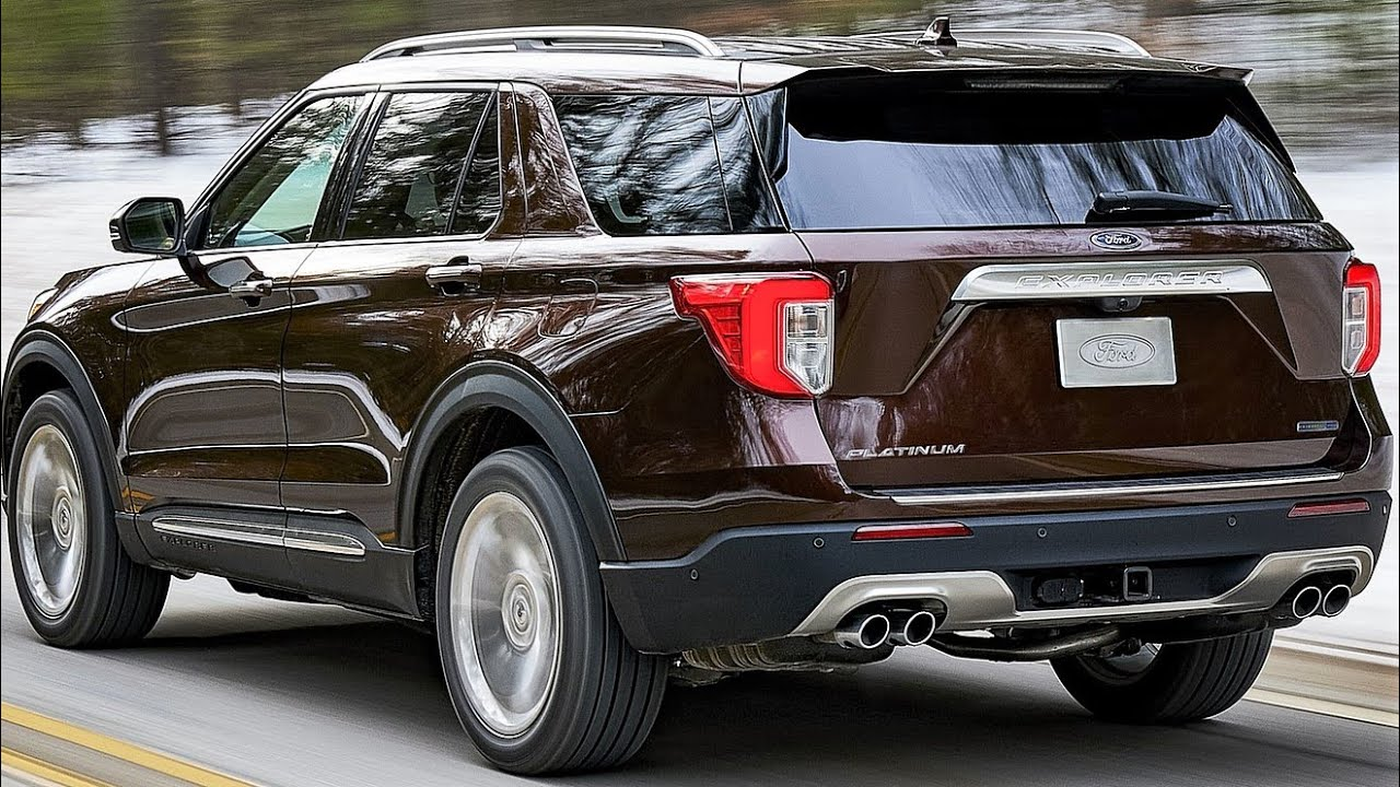 2020 Ford Explorer India Review Launch Price Features Ford 7 Seater Suv 2020 Youtube