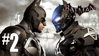 Batman Arkham Knight - Playthrough #2 [FR]