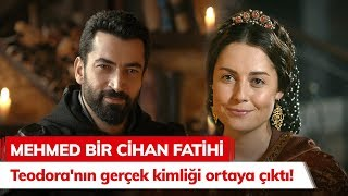 Teodora'nın gerçek kimliği ortaya çıktı! - Mehmed Bir Cihan Fatihi 4. Bölüm