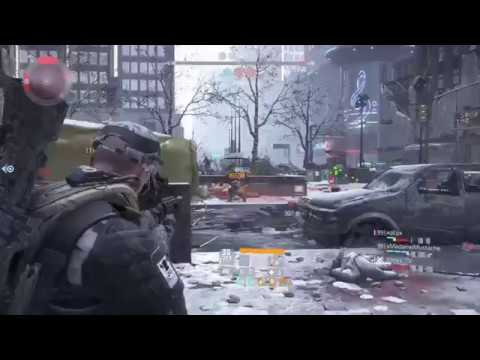 The Division 1.8.2 l xLPx5HADOW GET BODIED