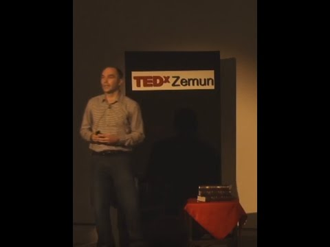 "Od navijača ,,Rada"" do direktora Microsoft Development Centra | Dragan Tomic | TEDxZemun"