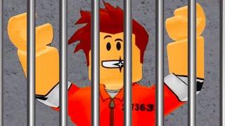 ПОБЕГ из ТЮРЬМЫ на Вечеринке с Кидом в roblox! Prison Break и Монстр в роблокс