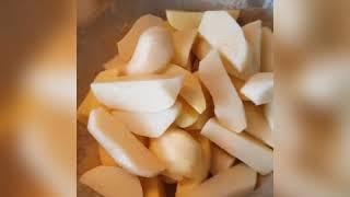 Индейка запеченная с картофелем в духовке