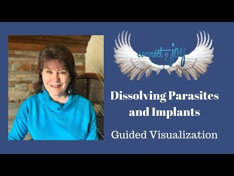 Dissolving Parasites & Implants - a Guided Visualization