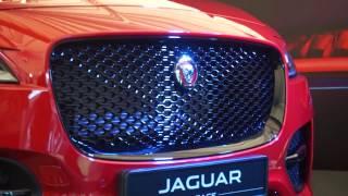 JAGUAR 首款休旅车 F-PACE 登陆大马市场