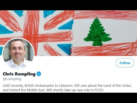 UK Foreign Office interference in Lebanon - infiltrating government, security and intelligence