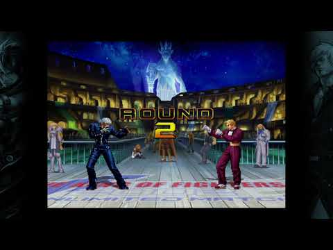 THE KING OF FIGHTERS 2002 UNLIMITED MATCH_20210209173344 #fgc |