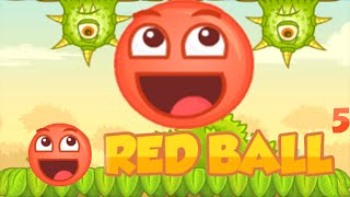Red Ball 5 - Walkthrough