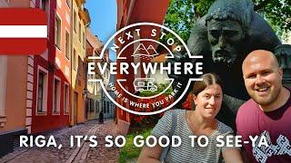 Riga, It's So Good To See-Ya - Latvia & The Baltic Coast | Next Stop Everywhere