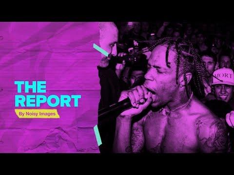 Travis Scott's Rock Influences & Nirvana | The Report