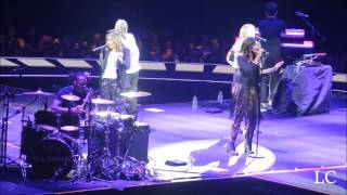 All Saints clips, live at the O2