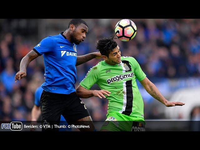 2016-2017 - Jupiler Pro League - 25. Club Brugge - SC Charleroi 1-0
