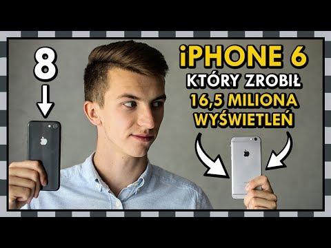 Dlaczego zmieniłem iPhone 6 na iPhone 8, a nie iPhone X?