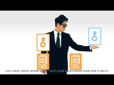 Easy Quantum Cryptography, QKD by SK Telecom of Korea