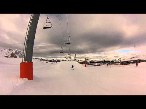 GoPro Avoriaz Jumps