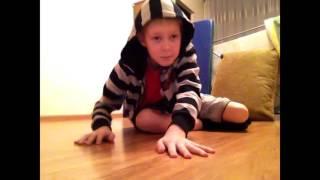 Break-dance видео урок