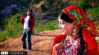 Paar Bhida Video Song Kumaoni | Hey Deepa Jeans Top Wali | Fauji Lalit Mohan Joshi, Meena Rana