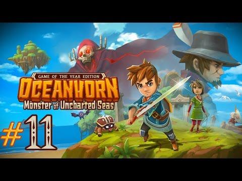 Oceanhorn - Monster of Uncharted Seas #11 Le palais des Zora