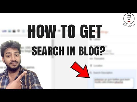 Rank your Blog High in Google 2017 | Add search description in Blogger | Keywords Tricks
