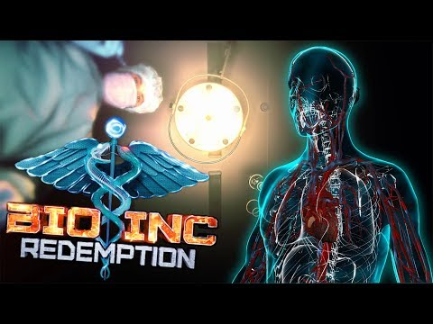 Bio Inc Redemption - Doctor Death - Killing Healthy People - Bio Inc Redemption Gameplay Part 1