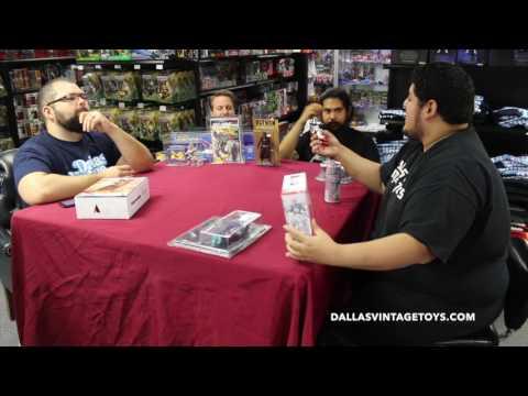 DVTV Dallas Vintage Toys Talks Podcast Number Nine