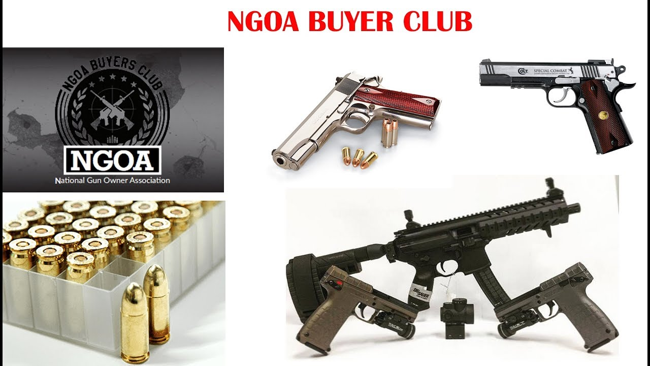 NGOA Buyer Club Review - Does It Work? or Scam? - YouTube