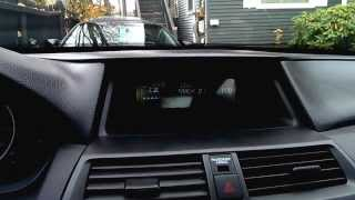 8th Gen Accord Custom iPad Mini Installation