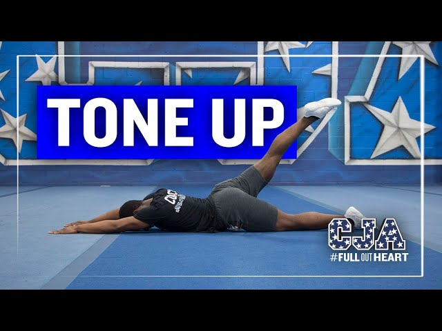 Tone Up with Cardio | At Home Training | 10 Minute Workout | CJA | Central Jersey Allstars