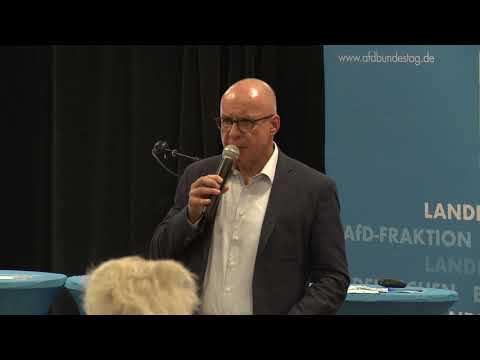 """""""Das ist ein ungerechter Zustand!"""" - Jörg Schneider - AfD-Bürgerdialog Solingen 29.10."""