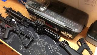 Swapping A Transferable Hk Sear Pack Between Host Guns