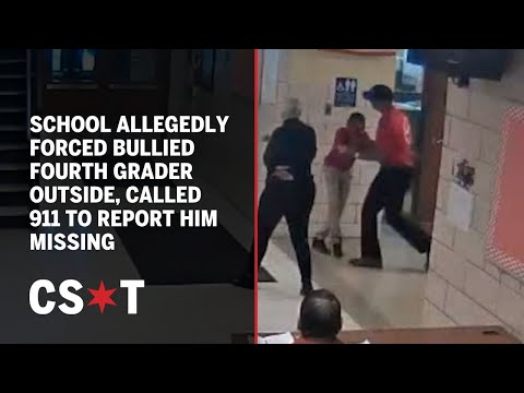 Woodlawn school allegedly forces bullied fourth grader outside, calls 911 to report him missing