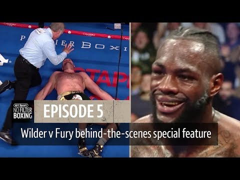No Filter Boxing episode five | Wilder v Fury fight night