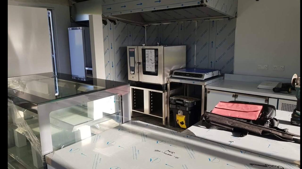 Commercial Kitchen Design & Installation   Cafe