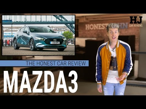 The Honest Car Review | 2019 Mazda 3 - proof the family hatchback might have had its day...