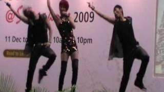 温岚~新加坡签唱会-12 Dec 2009-演唱 D.I.S.C.O