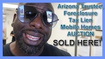 Arizona Trustee Sale Sheriff Home Auction