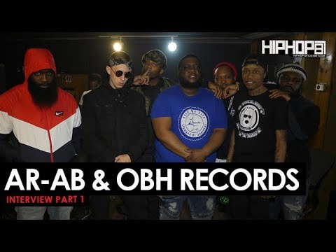 AR-AB & OBH Records Interview/Blog Part 1 with HipHopSince1987
