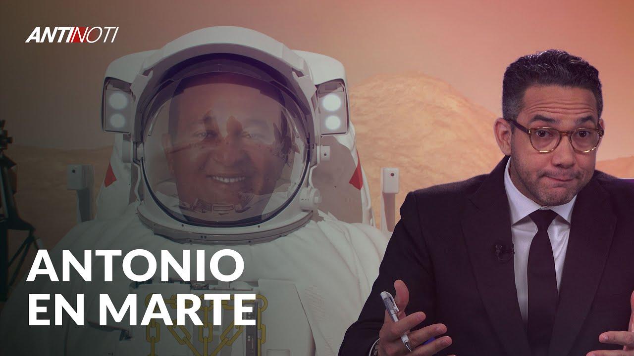 Antonio Marte ¿Senador?   Antinoti
