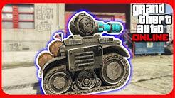 Rockstar verschenkt den  2,2 Millionen RC Tank! - GTA 5 ONLINE