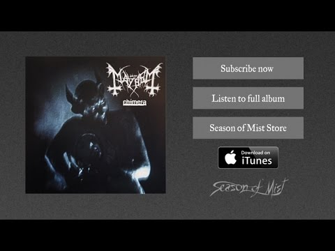 Mayhem - My Death