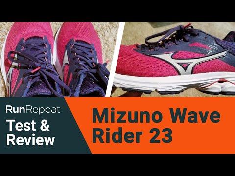 mizuno wave rider 22 runrepeat