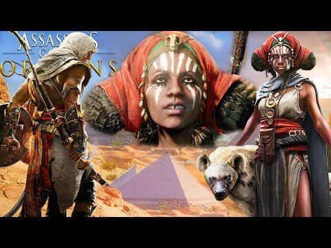Assassin's Creed Origins - Tập 27 - Xâm Nhập Kim Tự Ai Cập Giết Thủ Lĩnh Bầy Linh Cẩu | Big Bang thumbnail
