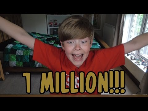 ETHAN GAMER | 1 MILLION SUBSCRIBERS