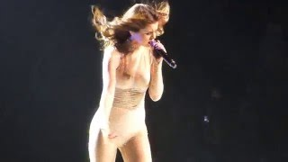 Repeat youtube video Selena Gomez = Come & Get It - Sober = #Winnipeg MTS Center - Revival Tour Live 2016